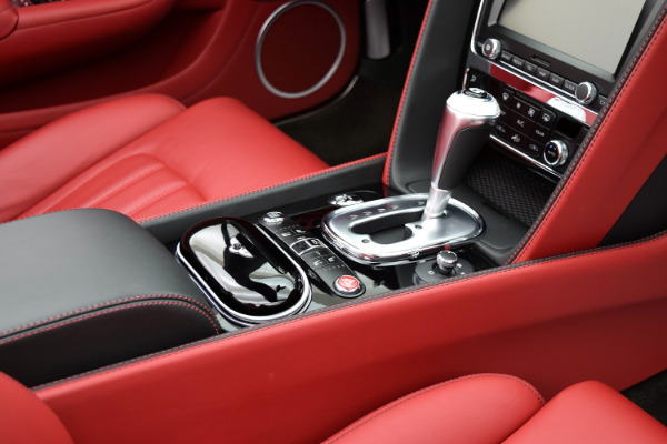 Bentley Continental GT V8 S 2014 Dragon Red For Sale $127880 Stock Number 1499JI 7101_p22