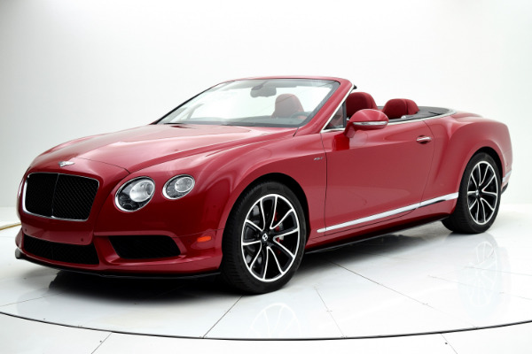Bentley Continental GT V8 S 2014 Dragon Red For Sale $127880 Stock Number 1499JI 7101_p41