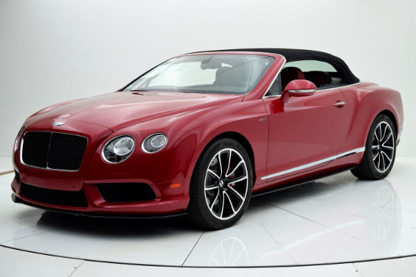 Bentley Continental GT V8 S 2014 Dragon Red For Sale $127880 Stock Number 1499JI 7101_p42