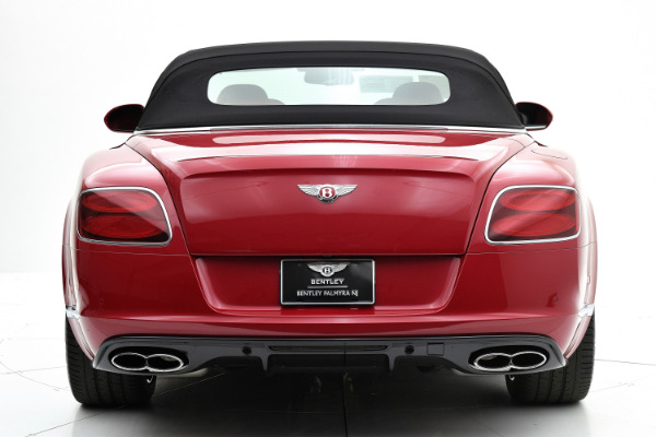 Bentley Continental GT V8 S 2014 Dragon Red For Sale $127880 Stock Number 1499JI 7101_p45