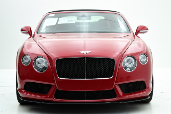 Bentley Continental GT V8 S 2014 Dragon Red For Sale $127880 Stock Number 1499JI 7101_p49
