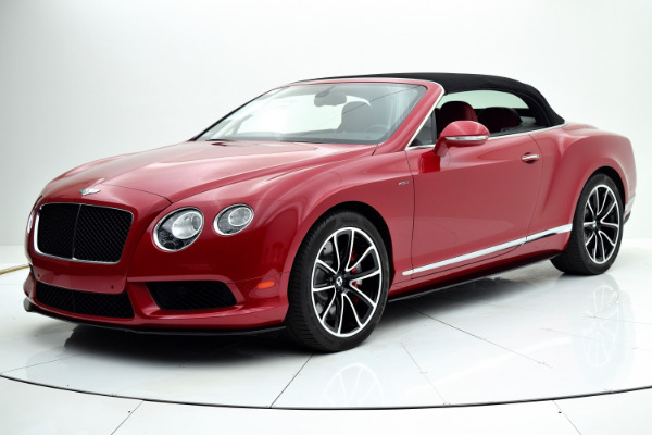 Bentley Continental GT V8 S 2014 Dragon Red For Sale $127880 Stock Number 1499JI 7101_p50