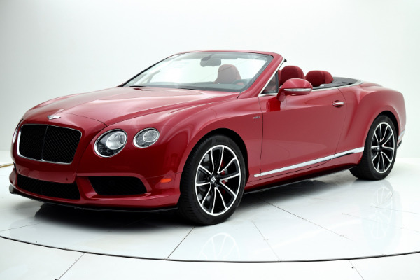 Bentley Continental GT V8 S 2014 Dragon Red For Sale $127880 Stock Number 1499JI 7101_p51