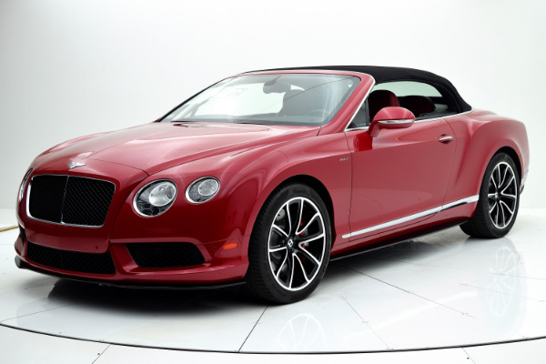 Bentley Continental GT V8 S 2014 Dragon Red For Sale $127880 Stock Number 1499JI 7101_p55