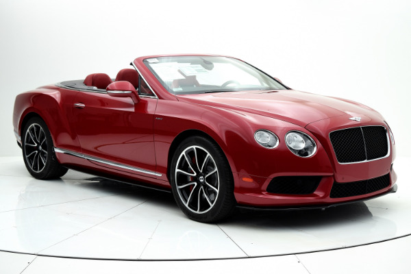 Bentley Continental GT V8 S 2014 Dragon Red For Sale $127880 Stock Number 1499JI 7101_p8
