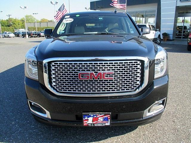 new 2016 gmc yukon xl denali for sale 73 838 fc kerbeck lamborghini palmyra n j stock 16g196. Black Bedroom Furniture Sets. Home Design Ideas