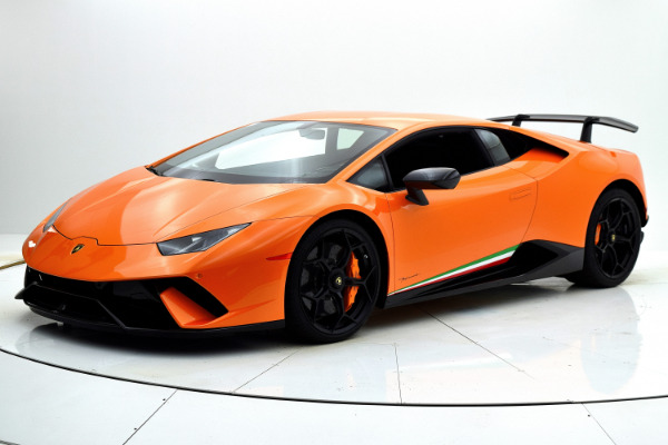 Lamborghini Huracan 2018 For Sale $327335 Stock Number 18L112 8007_p11