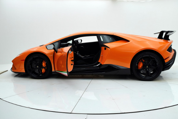Lamborghini Huracan 2018 For Sale $327335 Stock Number 18L112 8007_p12