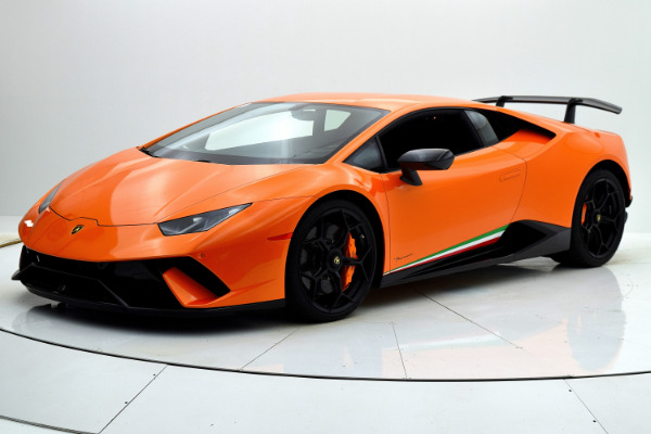 Lamborghini Huracan 2018 For Sale $327335 Stock Number 18L112 8007_p2