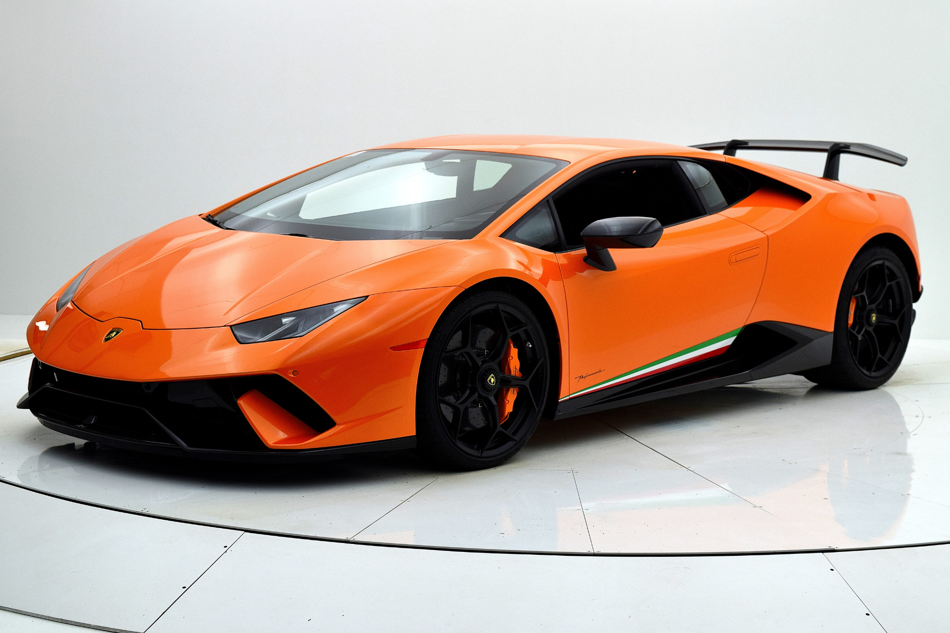 Lamborghini Huracan 2018 For Sale $327335 Stock Number 18L112