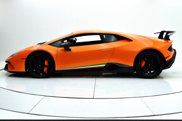 Lamborghini Huracan 2018 For Sale $327335 Stock Number 18L112 8007_p4
