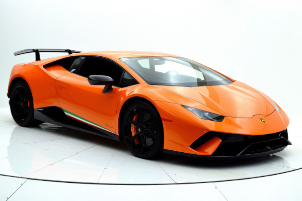 Lamborghini Huracan 2018 For Sale $327335 Stock Number 18L112 8007_p9