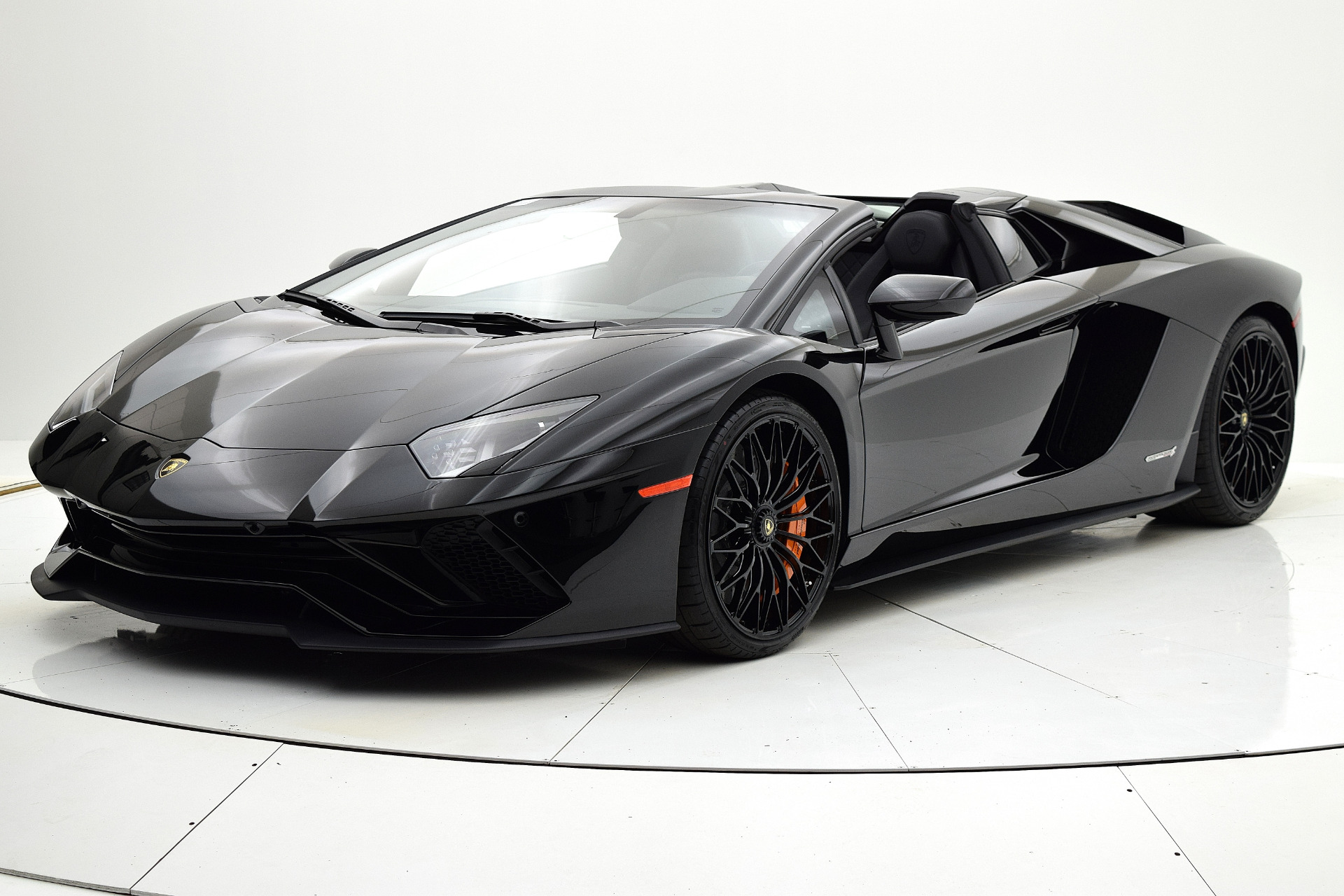 new 2018 lamborghini aventador s roadster for sale ($506,212) | f.c.