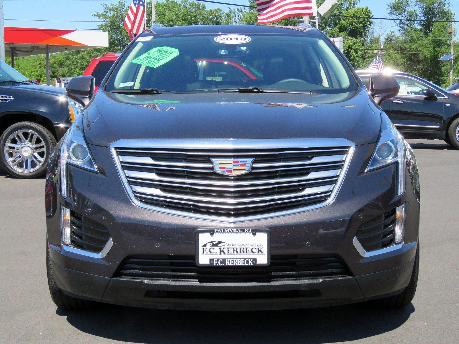 Used 2018 Cadillac Xt5 Luxury Awd For Sale 41 160 Fc Kerbeck