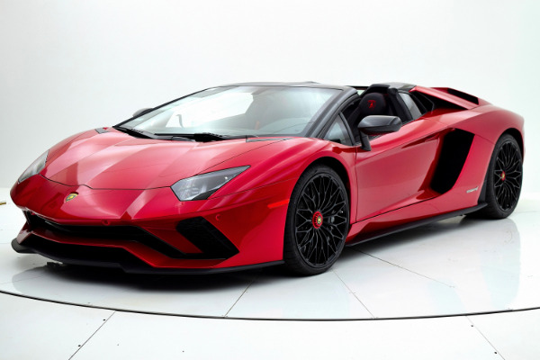 2018 Lamborghini Aventador  for sale $525,772