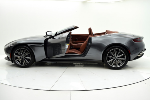 Aston Martin DB11 V8 2019 Magnetic Silver For Sale $219880 Stock Number 489JI 8665_p11