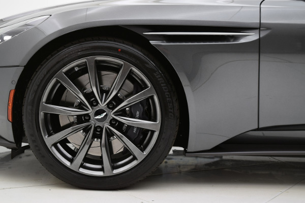 Aston Martin DB11 V8 2019 Magnetic Silver For Sale $219880 Stock Number 489JI 8665_p29