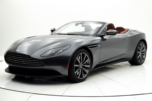 Aston Martin DB11 V8 2019 Magnetic Silver For Sale $219880 Stock Number 489JI 8665_p2