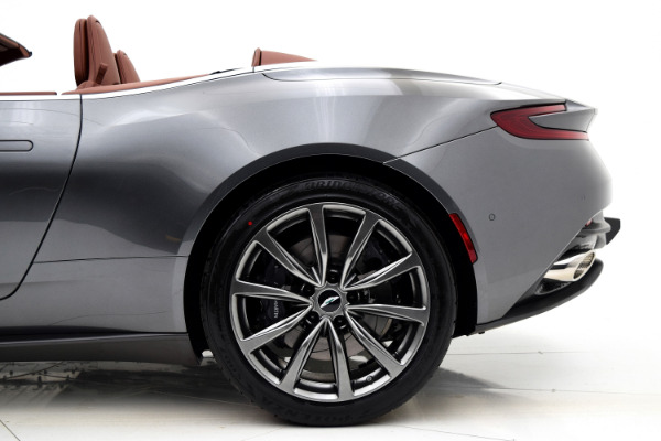 Aston Martin DB11 V8 2019 Magnetic Silver For Sale $219880 Stock Number 489JI 8665_p30