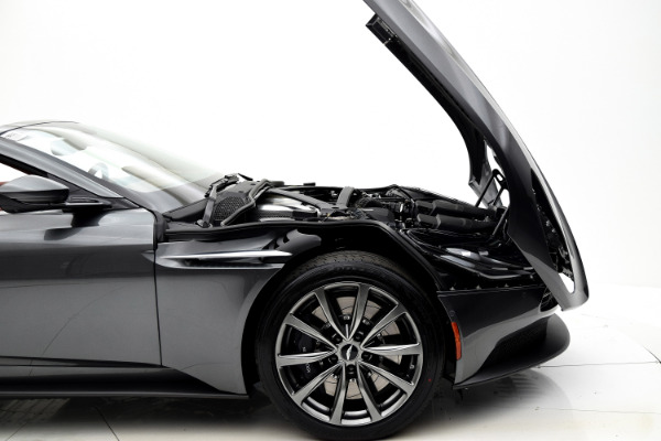Aston Martin DB11 V8 2019 Magnetic Silver For Sale $219880 Stock Number 489JI 8665_p35