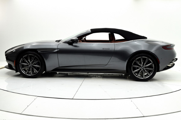 Aston Martin DB11 V8 2019 Magnetic Silver For Sale $219880 Stock Number 489JI 8665_p38