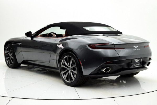 Aston Martin DB11 V8 2019 Magnetic Silver For Sale $219880 Stock Number 489JI 8665_p39