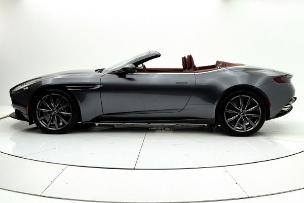Aston Martin DB11 V8 2019 Magnetic Silver For Sale $219880 Stock Number 489JI 8665_p3