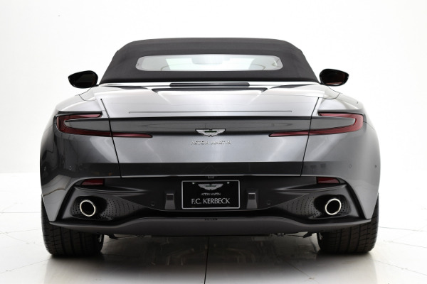 Aston Martin DB11 V8 2019 Magnetic Silver For Sale $219880 Stock Number 489JI 8665_p40
