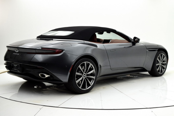 Aston Martin DB11 V8 2019 Magnetic Silver For Sale $219880 Stock Number 489JI 8665_p41