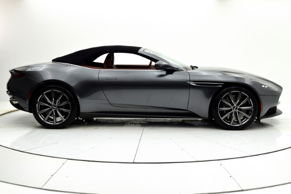 Aston Martin DB11 V8 2019 Magnetic Silver For Sale $219880 Stock Number 489JI 8665_p42