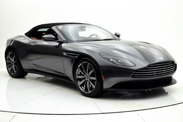 Aston Martin DB11 V8 2019 Magnetic Silver For Sale $219880 Stock Number 489JI 8665_p43