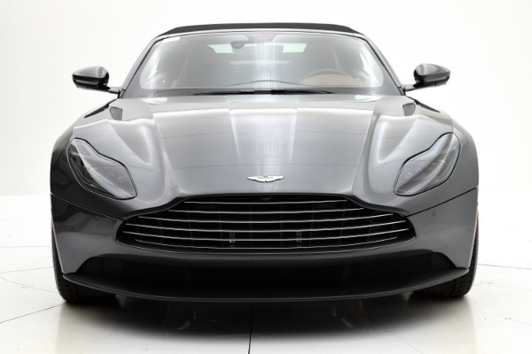 Aston Martin DB11 V8 2019 Magnetic Silver For Sale $219880 Stock Number 489JI 8665_p44