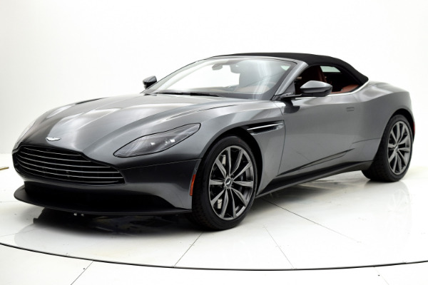 Aston Martin DB11 V8 2019 Magnetic Silver For Sale $219880 Stock Number 489JI 8665_p45