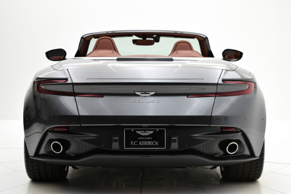 Aston Martin DB11 V8 2019 Magnetic Silver For Sale $219880 Stock Number 489JI 8665_p5