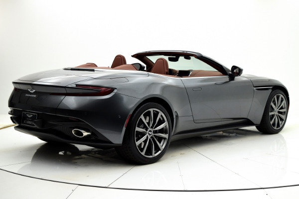 Aston Martin DB11 V8 2019 Magnetic Silver For Sale $219880 Stock Number 489JI 8665_p6