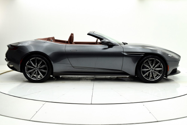 Aston Martin DB11 V8 2019 Magnetic Silver For Sale $219880 Stock Number 489JI 8665_p7