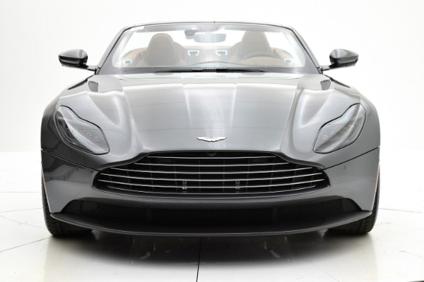 Aston Martin DB11 V8 2019 Magnetic Silver For Sale $219880 Stock Number 489JI 8665_p9