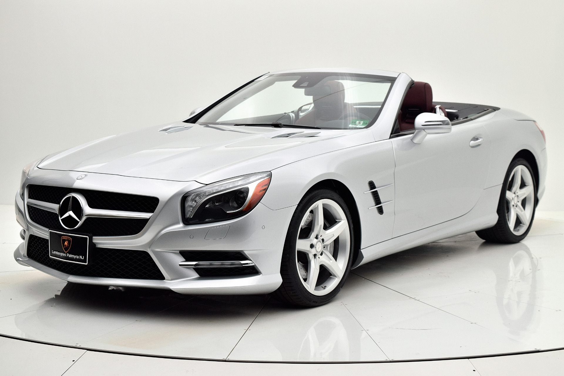 Mercedes-Benz SL-Class 2013 For Sale $52880 Stock Number 18L123AEB