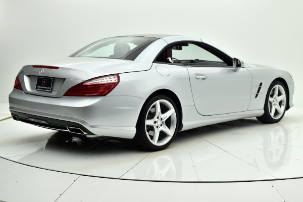 Mercedes-Benz SL-Class 2013 For Sale $52880 Stock Number 18L123AEB 9288_p42