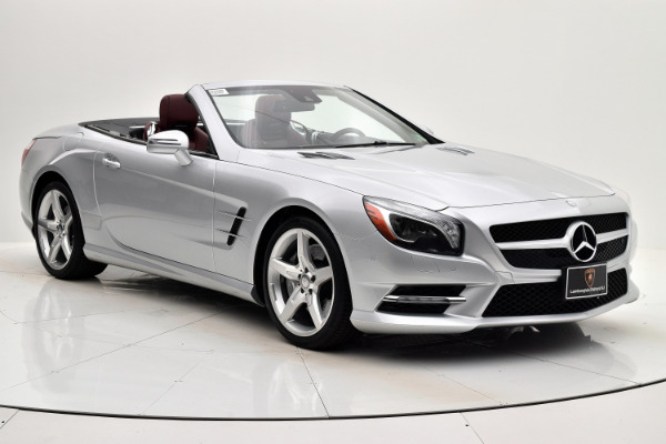Mercedes-Benz SL-Class 2013 For Sale $52880 Stock Number 18L123AEB 9288_p8
