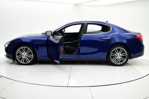 Maserati Ghibli 2015 Blue Emozione Mica For Sale $39880 Stock Number 2026JI 9295_p11