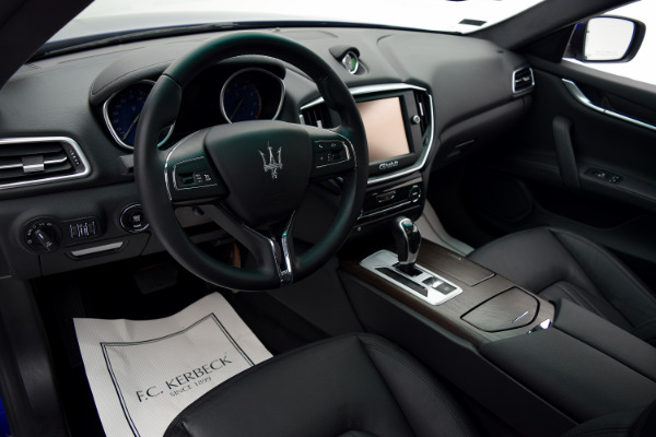 Maserati Ghibli 2015 Blue Emozione Mica For Sale $39880 Stock Number 2026JI 9295_p15