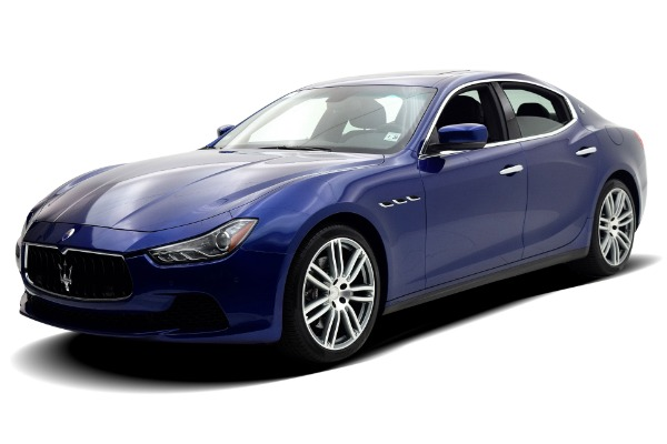 Maserati Ghibli 2015 Blue Emozione Mica For Sale $39880 Stock Number 2026JI 9295_p48
