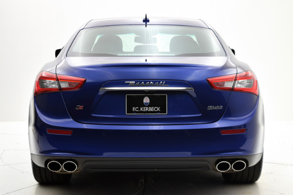 Maserati Ghibli 2015 Blue Emozione Mica For Sale $39880 Stock Number 2026JI 9295_p5