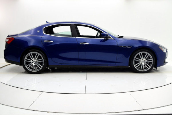 Maserati Ghibli 2015 Blue Emozione Mica For Sale $39880 Stock Number 2026JI 9295_p7