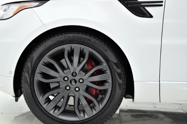 Land Rover Range Rover Sport 2017 White For Sale $73880 Stock Number 18BE109AJI 9440_p41