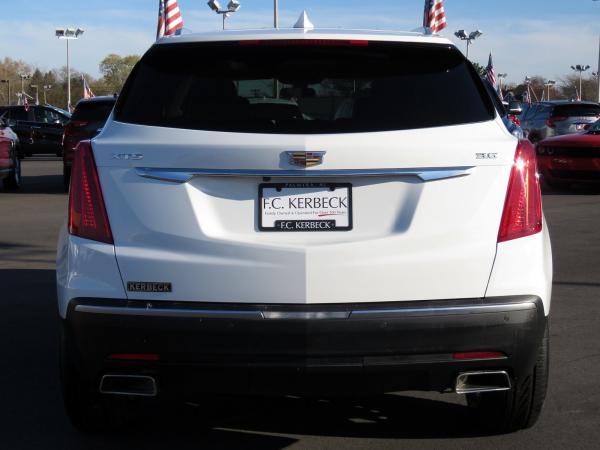 Cadillac XT5 2017 Crystal White Tricoat For Sale $47240 Stock Number 67330K 9560_p6