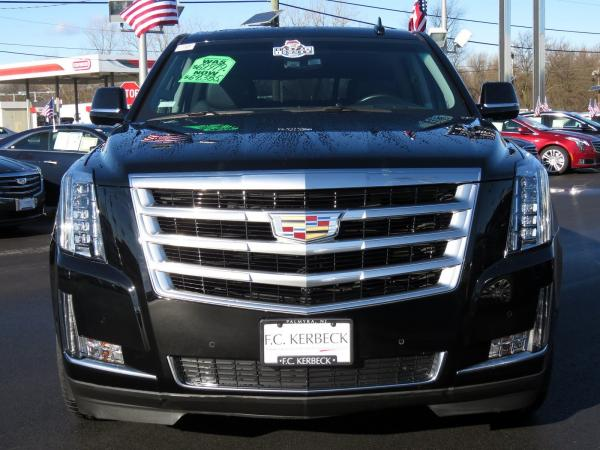 Cadillac Escalade 2017 Black Raven For Sale $81885 Stock Number 67332K 9574_p3