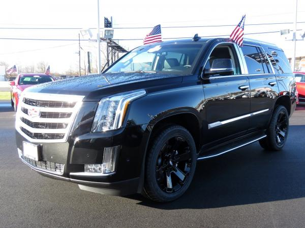 Cadillac Escalade 2017 Black Raven For Sale $81885 Stock Number 67332K 9574_p4