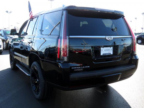Cadillac Escalade 2017 Black Raven For Sale $81885 Stock Number 67332K 9574_p5